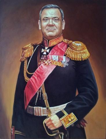Где заказать портрет маслом в Донецке?