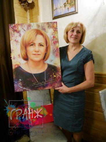 Портрет на заказ Донецк